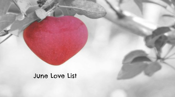 june love list featured