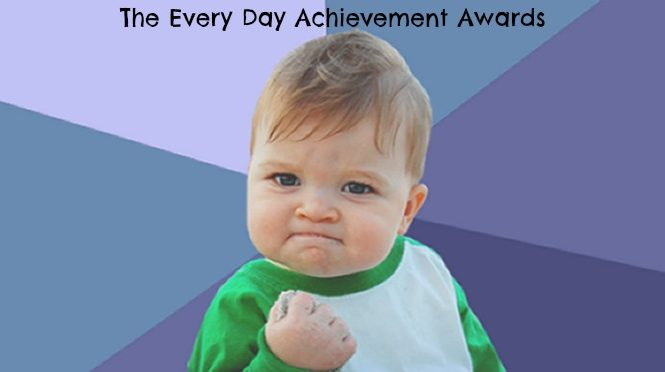 every day achievement awards image adulting awards achievements motherhood