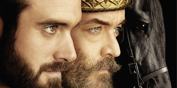 galavant banner 5 things i believe in i must confess
