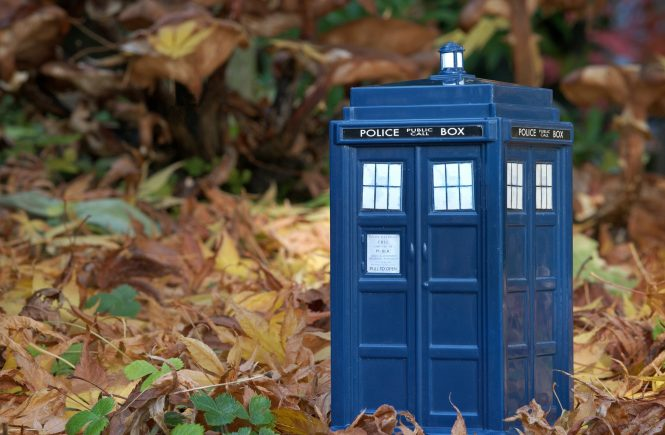 the first female doctor who tardis